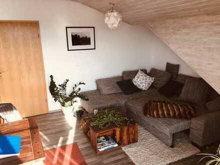 4-Zimmer-DG Wohnung in Marktoberdorf mit Bergblick von Privat