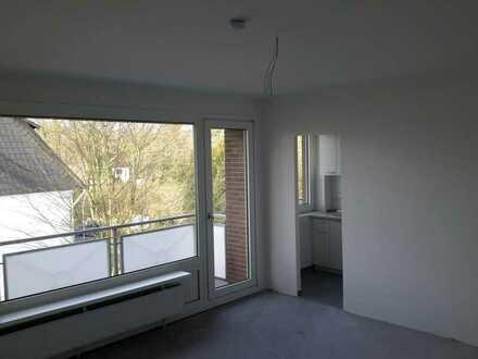 1-Zimmer-Wohnung im Grünen mit Balkon und guter Verkehrsanbindung