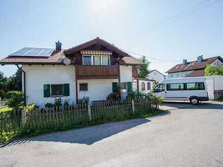 Modernisiertes Einfamilienhaus in Peiting