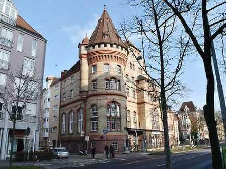 Für Kapitalanleger: Gewerbefläche - Gaststätte - mit kleiner Wohnung in Karlsruhe zu verkaufen