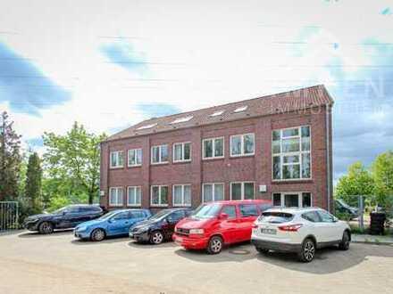 Vielseitig nutzbare Büro-Etage im Ahrensburger Gewerbegebiet.