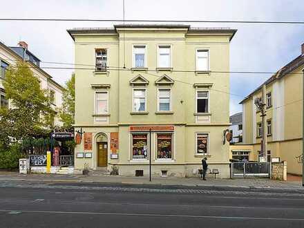 attraktives Wohn- und Geschäftshaus in guter Lage