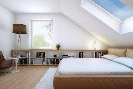 Stilvolles Wohnen im Dachgeschoss