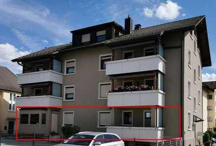 5 Zimmer Wohnung in Bad Säckingen ab 01.10.2019 bezugsfrei!