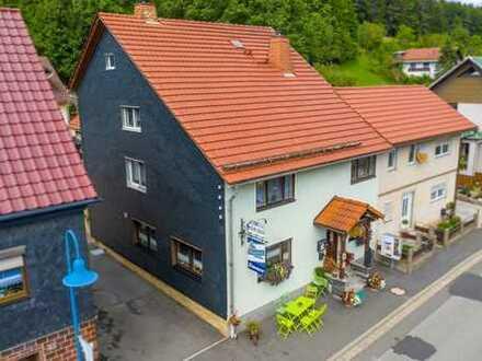 Pension am Thüringer Pilgerweg sucht neuen Betreiber!