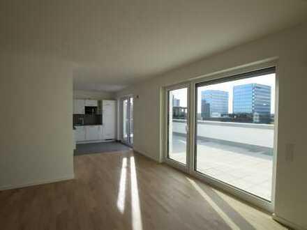 Letzte Chance! 3-Zi-Penthouse+Küche+Sonnendachterrasse