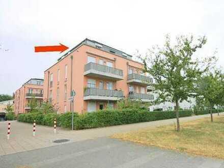 *SOLARSIEDLUNG*An der S66* Schicke Penthouse-Wohnung in Bonn