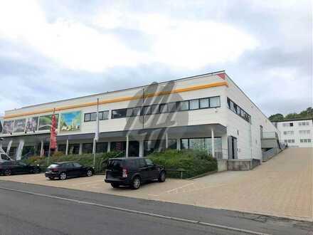 IM ALLEINAUFTRAG ✓ KEINE PROVISION ✓ Lagerflächen (2.000 m²) mit kl. Büro zu vermieten