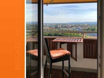 Penthouse Apartment mit Loggia, Klima-Anlage, Garage, barrierefrei