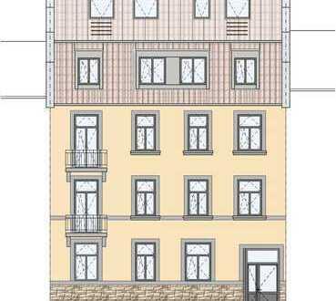 3-Zimmer-Maisonette in kernsaniertem Altbau
