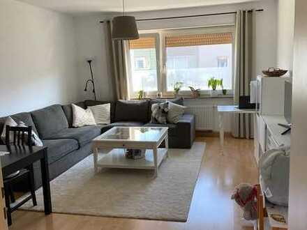 Schöne, helle Wohnung in Ludwigshafen Mitte mit Balkon zu vermieten