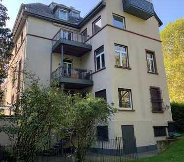 Wohnen an der Grenze zu Frankfurt - Neubau Erstbezug - Helle 4 Zimmer mit EBK - ca. 140 qm