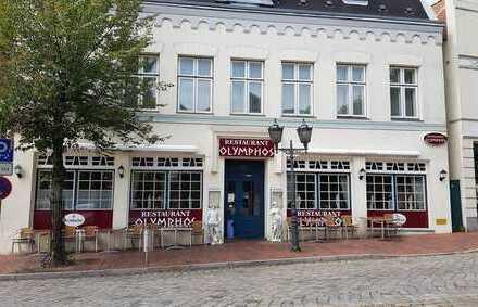 Gut laufendes Restaurant im Zentrum am Markt