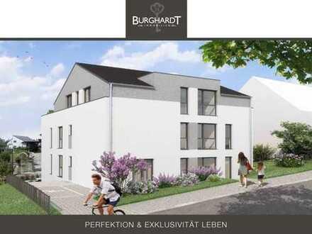 Frankfurt - Nieder-Erlenbach: NEUBAU 2 Zimmer Gartenwohnung - Elegantes Wohnen