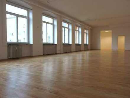 Wohnen+Arbeiten! Top Designer-Loftwohnung im ehemaligen Fabrikgebäude!