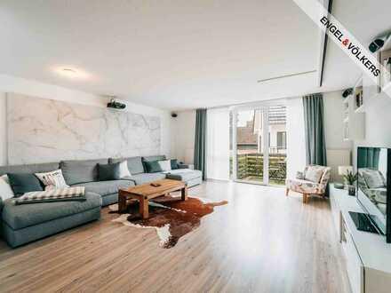 Moderne Wohnung mit attraktiver Ausstattung
