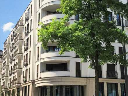Neubau Luxuriöse 3-Zimmer Wohnung in zentraler Lage