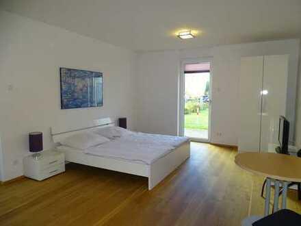 Barrierefreie Residenzwohnung im Dortmunder Süden sucht neuen Bewohner