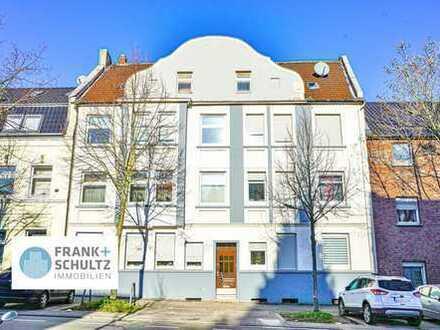 Wohnen oder Vermieter sein: Praktisches und zentrales EG-Zuhause Nähe Phönixsee.