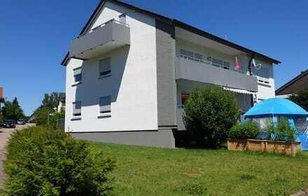 Gepflegte 5-Zimmer-Wohnung mit Balkon in Backnang-Waldrems in ruhiger Aussichtslage