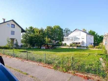 Bauplatz für ein großes Haus oder Mehrfamilienhaus in Rastatt