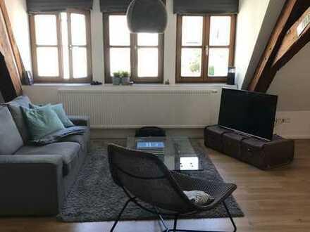 Geräumige 1-Zimmer-Wohnung im Zentrum von Weißenburg in Bayern