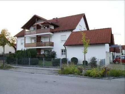 Helle drei Zimmer Wohnung in Manching, Kreis Pfaffenhofen, Ilm