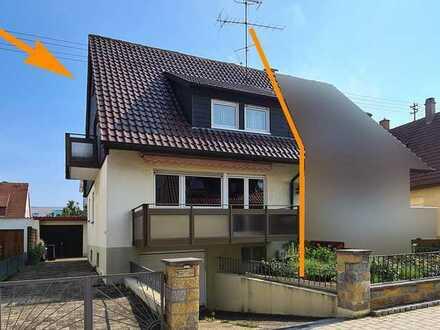 *** Gemütliche Doppelhaushälfte in ruhiger und zentraler Wohnlage! ***