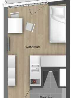 Möblierte Apartments, perfekt geeignet als Mitarbeiterunterkünfte!