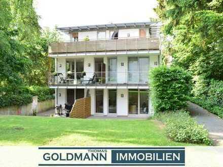 Bremen-Schwachhausen | Hochwertige 3 Zimmer-Wohnung über 2 Ebenen, in zweiter Baureihe!