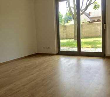 Apartment mit Terrasse in grüner, ruhiger Oase, 5,36% Rendite, zu Fuß zum BER ca. 10 Minuten