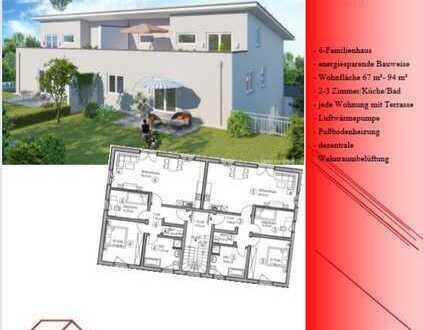 !!Neubau!! - 2 Zimmer Erdgeschosswohnung in idylischer Lage in Schönhofen