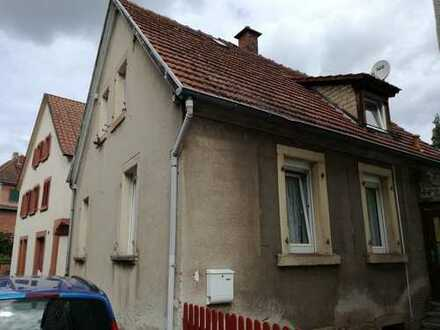 Kleines Einfamilienhaus in ruhiger Lage