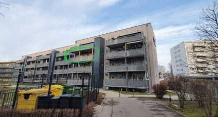 Kernsanierte 3-Zimmer-Wohnung mit Balkon, Tiefgarage und EBK in Augsburg (Zweitbezug)