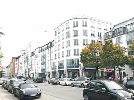 Büro - Praxis 65m² oder 75m² in München Sendling direkt vom Eigentümer