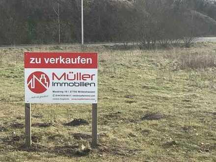 4.000 m² großes Gewerbegrundstück in DELMENHORST
