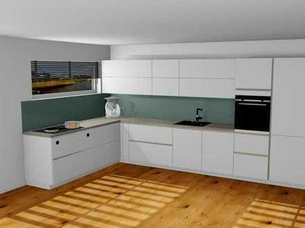NEUBAU - ERSTBEZUG – attraktive 3-Zimmer-Wohnung - Einbauküche – befristet 01.04.2021 - 31.3.2022