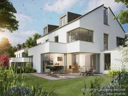 Letzte Chance: Neubau-DHH in Berg - Außergewöhnliche Architektur
