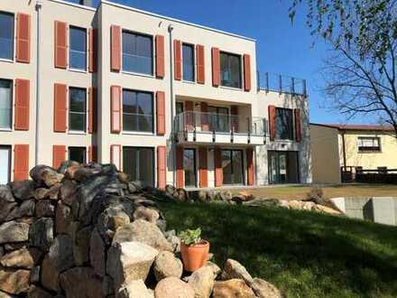 Erstbezug: geräumige 4-Zimmer-Wohnung mit Balkon in Leipzig