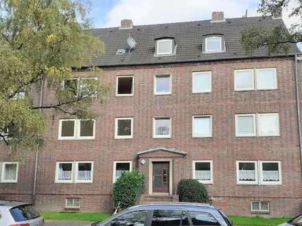 Bereits modernisierte Wohnung mit Dusche im Hansaviertel zu vermieten