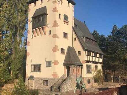 Repräsentative Büro- + Dienstleistungsflächen in historischer Gentilburg, Aschaffenburg