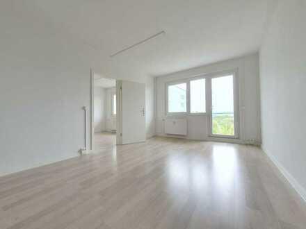 Gut saniertes und gemütliches 3-Zimmerapartment mit zwei Balkonen!
