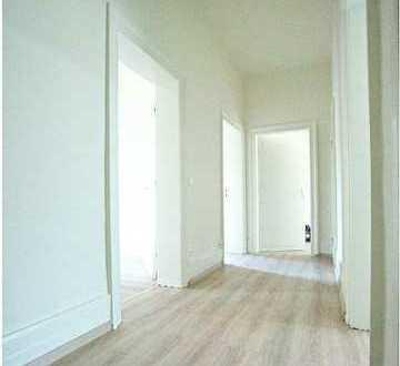 Eine ganze Etage für Sie - 3-Zi-Wohnung in saniertem Altbau in der Innenstadt
