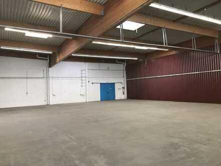 Rudat Immobilien: 911,50 m² beheizte Lagerfläche. Verkehrsgünstig gelegen! Provisionsfrei!