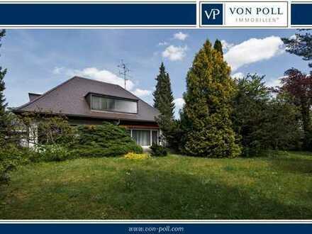 Bestes Gräfelfing: Charmante Villa mit idyllischem und großzügigem Garten