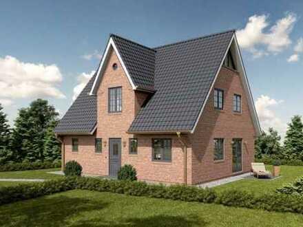 Neubau-Einzelhaus (Dauerwohnraum) in zurückgezogener Lage