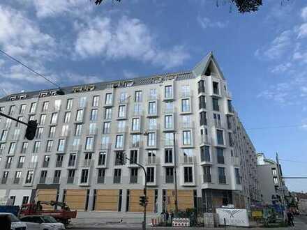 Neubau Erstbezug – Wunderschöne 2-Zimmerwohnung mit Balkon im Herzen von München