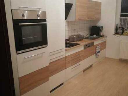 Schöne 2-Raum-Wohnung mit EBK und Balkon in Niedergörsdorf OT Altes Lager