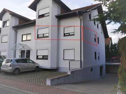 Gepflegte 2-Zimmer-Wohnung mit EBK in Hockenheim