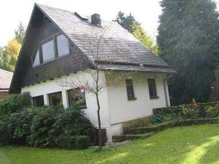 Vollständig renoviertes kleines Haus (Anliegerhaus) in Schmitten-Hegewiese